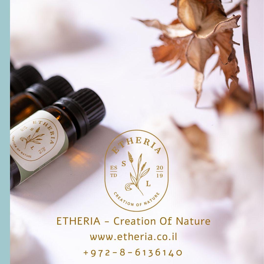 אתריא בריאה מהטבע - ETHERIA